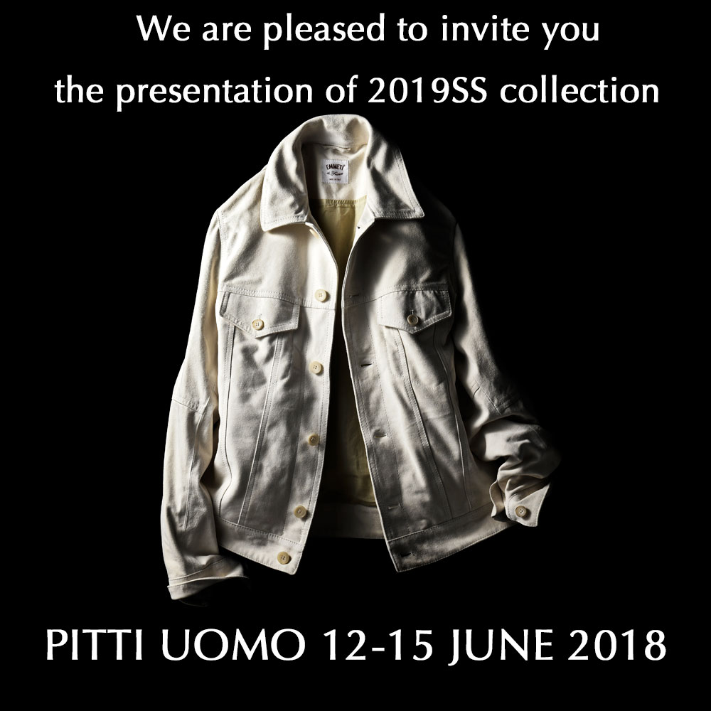 emmeti will be at pitti immagine uomo news emmeti di franco